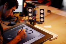 дизайн и разработка макетов наружной рекламы